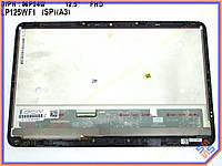 """Матрица для ноутбука 12.5"""" DELL XPS12 LP125WF1-SPA3 (1920*1080, 40pin слева, LED) в сборе!"""