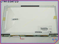 "Матрица 13.3"" Samsung LTN133AT23 802 LED SLIM ( Матовая, 1366*769,  40pin слева внизу. Ушки сверху снизу). Матрица для Ноутбука Samsung 13.3"" Slim"