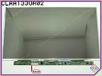 """Экран, дисплей 13.3"""" ASUS UX31E CLAA133UA02 (1600*900, 30Pin EDP слева, LED Slim (без ушек), Глянцевая). Матрица для ноутбука ультрабук ASUS Zenbook"""