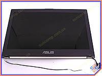"""Матрица с крышкой в сборе для ASUS UX31E Матрица 13.3"""" LED (1600*900 Глянцевая). Комплект (Крышка в сборе с матрицей, шлейфом и петлями). Цвет темно"""