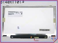 """Матрица с тачскрином 14.0"""" Lenovo Flex 14 S400 (AUO B140XTT01.0) характеристики:  LED Slim (глянцевая, WXGA (1366*768). 40Pin справ)"""