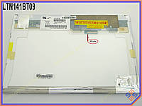"Матрица 14.1"" SAMSUNG LTN141AT15 LED Normal (Матовая, 40 pin справа вверху. WXGA 1280*800). Матрица для ноутбуков LENOVO 14.1"""
