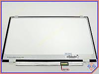 """Матрица для ноутбука 14.0"""" ChiMei N140BGE-E43, EB3 LED Slim (Ушки сверху-снизу, глянец, 1366*768. Разъем 30Pin eDP Справа внизу на доп. панеле.)"""