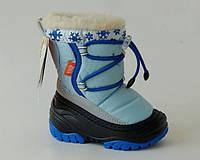 Зимние сапоги, сноубутсы Demar FUZZY для мальчика р.20-29 ТМ Demar (Польша)