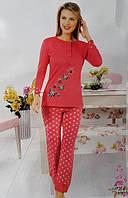 Женская пижама бабочки