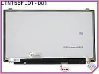 "Матрица 15.6"" Lenovo Y50-70 ( LTN156FL02-D01) характеристики: LED Slim PLS (3840*2160 UltraHD, 40Pin eDP справа, ушки сверху-снизу, Матовая)"