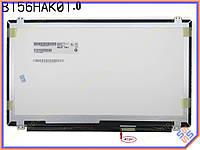 "Матрица с тачскрином 15.6"" Dell Inspiron i5559 (B156HAK01.0) характеристики: (1920*1080 (Full HD, IPS), 40Pin eDp справа внизу, LED Slim (ушки"