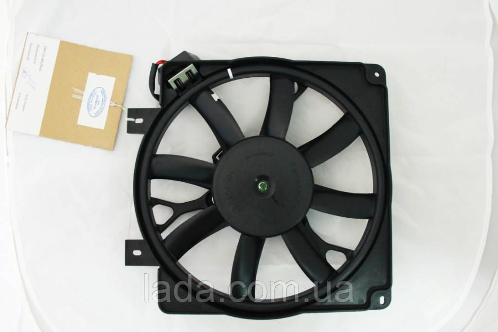 Диффузор,вентилятор охлаждения радиатора ВАЗ 1117, 1118, 1119, Калина