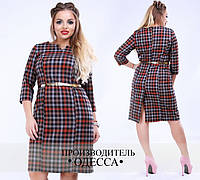 Платье женское недорого интернет-магазине Украина Россия Одесса от ТМ Фабрика Моды р. 48-56