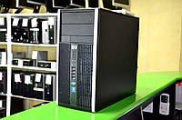 Системный блок HP Compaq 6005 Pro   AMD Athlon B24 (IIx2 250)    RAM 4 гб DDR3   HDD 160 гб   Windows 7 Pro