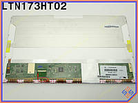 "Матрица для ноутбука 17.3"" Samsung LTN173HT02 T01 LED FULL HD 3D ( Глянцевая, 1920*1080, 40Pin слева внизу). Внимание! Перед покупкой уточните ревизию"