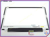 "! Матрица 11.6"" ChiMei N116BGE-L42 LED SLIM (Ушки по бокам, Глянцевая, 1366*768, 40 Pin справа внизу). Имеет небольшие засветы справа внизу!"