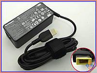 """Блок питания для ноутбука Lenovo 20V 2.25A 45W (USB+pin) ORIGINAL. Зарядное устройство для ноутбуков IBM / LENOVO  Yoga 11 11.6""""  ADLX45NLC3A"""