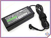 Блок питания для ноутбука Sony 19.5V 3.9A 76W (6.5*4.0+Pin) ORIG1. Зарядное устройство для ноутбуков SONY 76W  с центральным пином. VGP-AC19V33