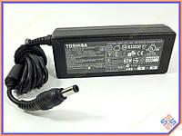 Блок питания для ноутбука Toshiba 19V 3.95A 75W (5.5*2.5) ORIGINAL. Зарядное устройство для ноутбуков Toshiba 75W.