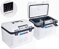 Автохолодильник термоэлектрический 19 л, 12V, 24V, 220V, 60W Vitol