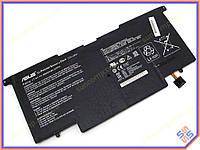 Батарея для ноутбука ASUS C21-UX31, UX31, UX31A, UX31E (7.4V 6840mAh 50Wh) ORIGINAL Black.