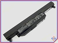 Батарея для ноутбука ASUS (A32-K55, A41-K55) A45, A55, A75, A85, F45, F55, F75, K45, K55, K75, P45, P55, R400, R403, R500, R700 (10.8V 4400mAh). Black