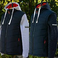 """Утепленная куртка-жилет  """"Napapijri"""" для мужчин,юношей и подростков"""