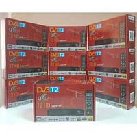Цифровой эфирный Т2 тюнер UCLAN T2 HD Internet+Youtube+IPTV телевидение