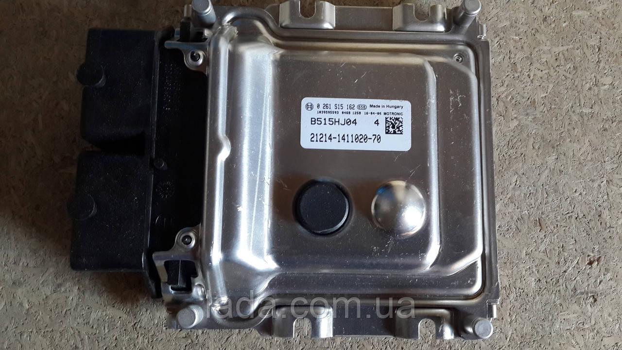 Электронный блок управления ЭБУ Bosch 21214-1411020-70