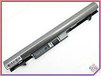Батарея для ноутбука HP Probook 430 G1 G2 HSTNN-IB4L RA04 H6L28ET H6L28AA  (14.8V 2600mAh, Sanyo Sell, Black-Silver) 4Cell