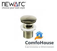 Донный клапан Newarc 740773E бронза
