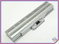 Батарея для ноутбука SONY VAIO BPS13 10.8V 4400mAh Silver VGN CS11S/P, CS11S/Q, CS11S/W, CS11Z/R, CS11Z/T, CS13H/P, CS13H/Q, CS13H/R, CS13H/W,