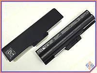 Батарея для ноутбука SONY VAIO BPS13 10.8V 4400mAh Black VGN CS11S/P, CS11S/Q, CS11S/W, CS11Z/R, CS11Z/T, CS13H/P, CS13H/Q, CS13H/R, CS13H/W, CS13T/W,