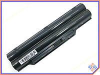 Батарея для ноутбука Fujitsu LifeBook FPCBP250 A530, A531, AH530, AH531, LH520, LH530, PH521 (10.8V 4400mAh Black)