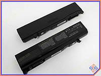 Батарея для ноутбука Toshiba (PA3356U) Satellite Portege M300, S100, Qosmio F20, F25, Satellite A50, A55, U200, U205,Tecra A2 (10.8V 4400mAh). Black.
