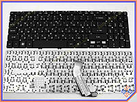 Клавиатура ACER Aspire V5-551 ( RU Black без рамки ). Оригинальная. Русская. Цвет Черный