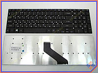 Клавиатура ACER Aspire V3-571G ( RU Black ). Русская. Цвет Черный.
