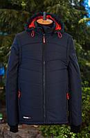 """Куртка """" Reebok """" со съемными рукавами и капюшоном."""