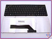 Клавиатура для ноутбука ASUS K50C ( RU black Старый дизайн). Оригинальная клавиатура. Русская раскладка. Цвет Черный.