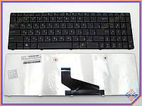 Клавиатура ASUS K53TA ( RU Black ). Оригинальная. Русская. Цвет Черный.