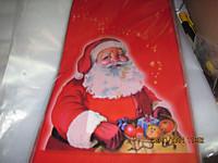 Новогодняя упаковка для подарков.Размер 15х35.Упаковка 100 штук