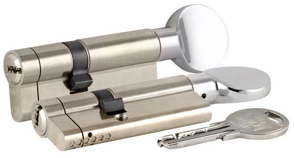 KALE164 KTB SМ 90 мм (40*10*40) с вертушкой никель