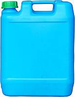 Канистра техническая 25л (5,9) синяя Пласт бак