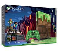 Xbox One S 1TB - Edycja Limitowana Minecraft