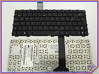 Клавиатура для нeтбука ASUS EEE PC X101 ( RU Black без рамки с вертикальным Enter!!!). Оригинальная клавиатура.Цвет Черный.