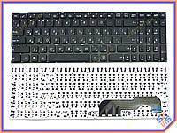 Клавиатура для ноутбука ASUS X541 X541LA X541S X541SA X541UA R541 R541U ( RU Black без рамки). Оригинальная клавиатура. Русская раскладка
