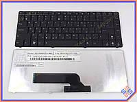 Клавиатура для ноутбука ASUS K40, P81IJ, P80, P81, F82,  X8 ( RU black ). Русская раскладка.