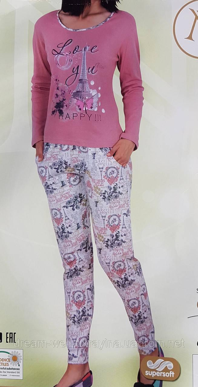 8f509c652e39 Пижама женская плотный трикотаж, цена 348 грн., купить в Хмельницком ...