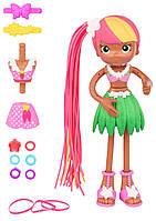 Игрушка Betty Spaghetty Кукла-конструктор Пляжный стиль Зоуи 59005, Moose
