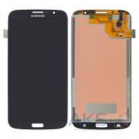 Дисплей (экраны) для телефона Samsung Galaxy Mega 6.3 I9200, Galaxy Mega 6.3 I9205 + Touchscreen Original Blue