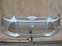 Бампер передний на Ford Focus III 2011-2014 г.