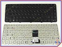 Клавиатура для ноутбука HP DM4-1000, DM4-2000, DV5-2000 ( RU Black черная рамка). Оригинальная клавиатура. Русская раскладка.