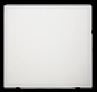 Светильник для потолка Армстронг. 595х595 мм. Белый обод 40 ватт