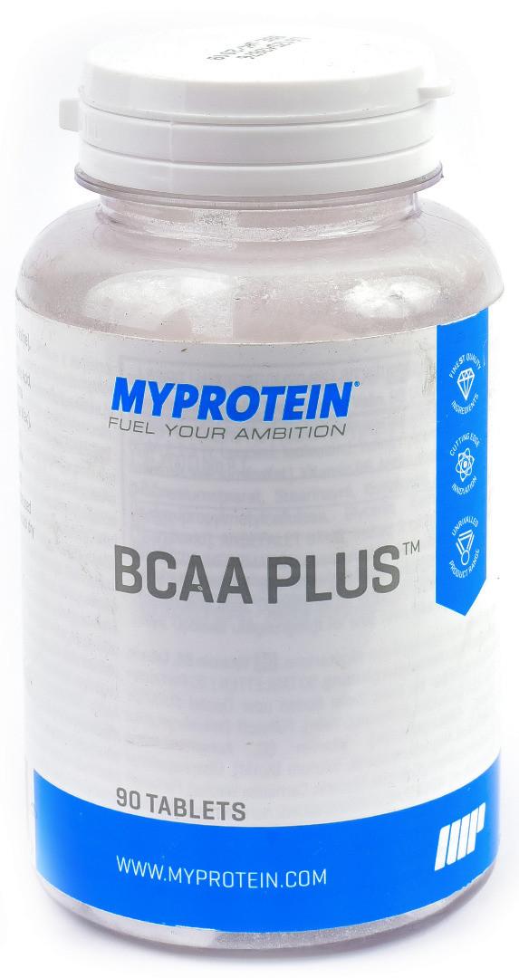MyProtein BCAA+ 90 tab, МайПротеин БЦА+ 90 таблеток
